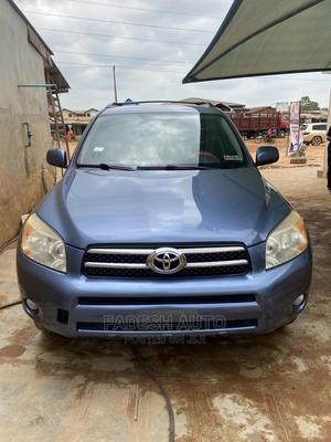Toyota RAV4 2007 Limited Blue | Cars for sale in Lagos State, Ojodu