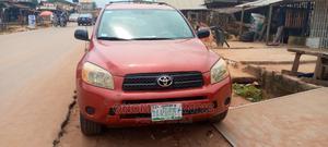 Toyota RAV4 2008 3.5 Sport Red | Cars for sale in Edo State, Ekpoma