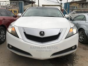 Acura ZDX 2011 White | Cars for sale in Lagos State, Ikeja