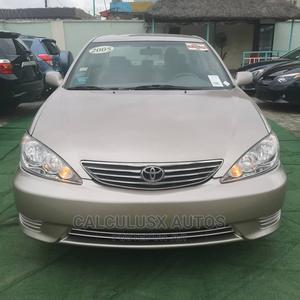 Toyota Camry 2006 Gold | Cars for sale in Lagos State, Ilupeju