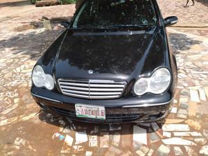 Mercedes-Benz C280 2008 Black | Cars for sale in Lagos State, Ifako-Ijaiye