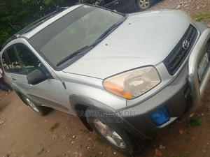 Toyota RAV4 2004 Silver | Cars for sale in Abuja (FCT) State, Gwarinpa