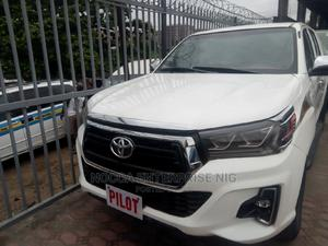 Toyota Hilux 2013 White | Cars for sale in Lagos State, Amuwo-Odofin