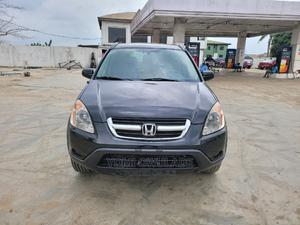 Honda CR-V 2005 2.0i ES Automatic Black | Cars for sale in Lagos State, Isolo