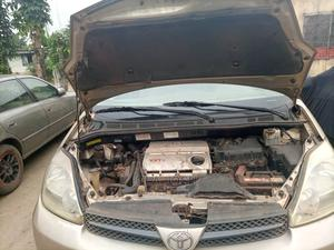 Toyota Sienna 2004 LE FWD (3.3L V6 5A) Gold | Cars for sale in Rivers State, Obio-Akpor