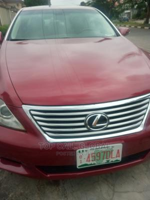 Lexus RX 2010 270 2WD Red   Cars for sale in Lagos State, Ojodu