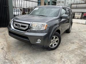 Honda Pilot 2009 Gray | Cars for sale in Lagos State, Ogba