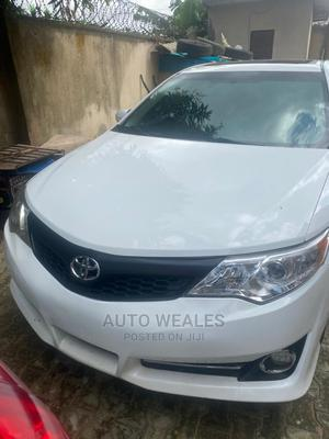 Toyota Camry 2012 White | Cars for sale in Ondo State, Akure