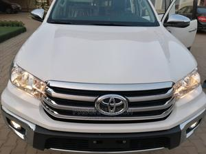 Toyota Hilux 2020 White   Cars for sale in Abuja (FCT) State, Gwarinpa