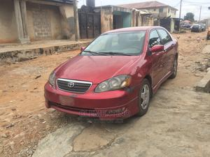 Toyota Corolla 2005 Red | Cars for sale in Lagos State, Alimosho
