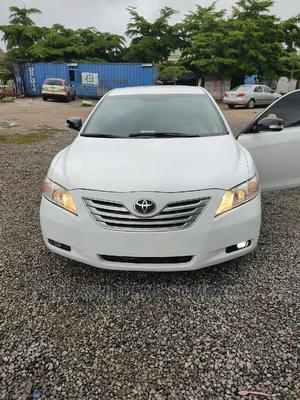 Toyota Camry 2008 White | Cars for sale in Abuja (FCT) State, Gwarinpa