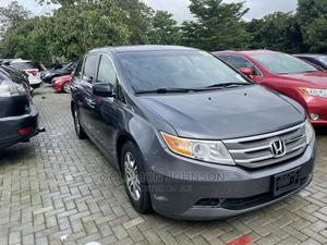 Honda Odyssey 2012 EX Gray   Cars for sale in Abuja (FCT) State, Gwarinpa