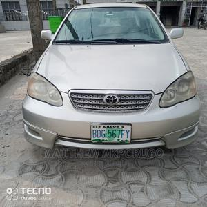 Toyota Corolla 2004 Gold | Cars for sale in Lagos State, Ajah