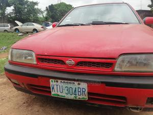 Nissan Sunny 1999 B14 Sedan 1.6 Red | Cars for sale in Lagos State, Alimosho