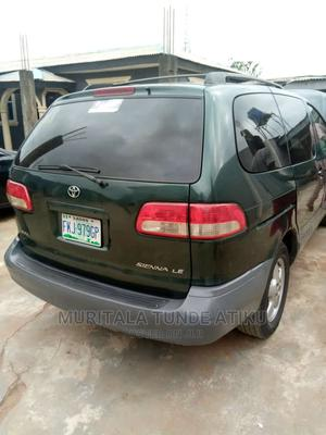 Toyota Sienna 2002 Green | Cars for sale in Lagos State, Egbe Idimu