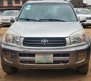 Toyota RAV4 2003 Automatic Silver | Cars for sale in Lagos State, Alimosho