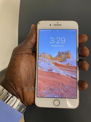 Apple iPhone 8 Plus 256 GB Rose Gold | Mobile Phones for sale in Lagos State