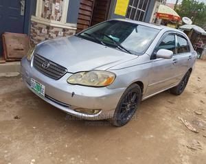 Toyota Corolla 2006 S Silver | Cars for sale in Lagos State, Ogba