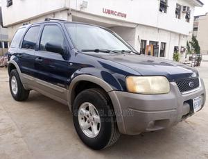 Ford Escape 2005 Blue | Cars for sale in Lagos State, Ifako-Ijaiye