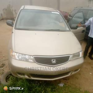 Honda Odyssey 2002 Gold   Cars for sale in Lagos State, Alimosho