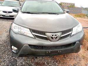 Toyota RAV4 2015 Gray | Cars for sale in Abuja (FCT) State, Lokogoma