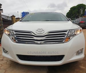 Toyota Venza 2009 V6 White | Cars for sale in Lagos State, Alimosho