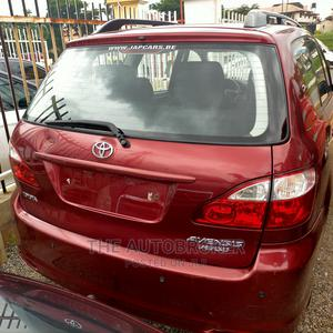 Toyota Avensis Verso 2003 2.0 Petrol | Cars for sale in Lagos State, Ikeja