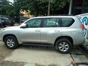 Toyota Land Cruiser Prado 2010 GXL Silver   Cars for sale in Lagos State, Lekki