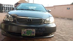 Toyota Corolla 2005 LE Black | Cars for sale in Enugu State, Enugu