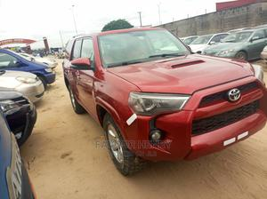 Toyota 4-Runner 2011 Limited 4WD Red | Cars for sale in Lagos State, Amuwo-Odofin