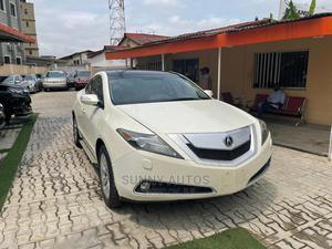 Honda Accord CrossTour 2011 White   Cars for sale in Lagos State, Ikeja