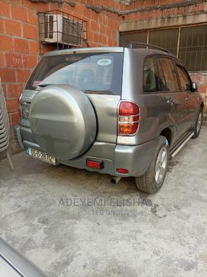 Toyota RAV4 2005 2.0 4x4 Gray | Cars for sale in Lagos State, Amuwo-Odofin