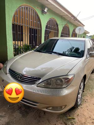 Toyota Camry 2003 Gold | Cars for sale in Abuja (FCT) State, Gwarinpa