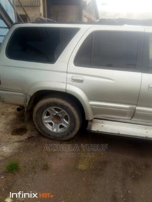 Toyota 4-Runner 2000 Silver | Cars for sale in Lagos State, Ikeja