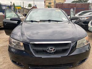 Hyundai Sonata 2008 Black | Cars for sale in Lagos State, Ikeja