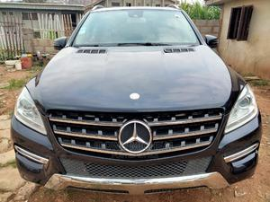 Mercedes-Benz M Class 2012 ML 350 4Matic Blue | Cars for sale in Oyo State, Ibadan