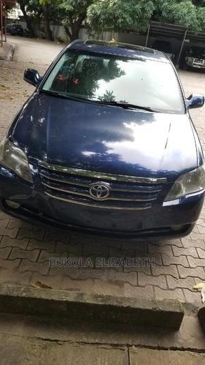 Toyota Avalon 2007 Limited Blue | Cars for sale in Lagos State, Victoria Island