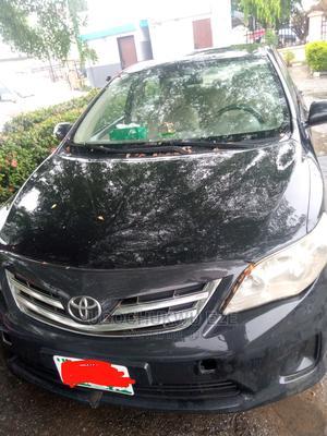 Toyota Corolla 2010 Black   Cars for sale in Abuja (FCT) State, Kubwa