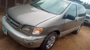 Toyota Sienna 2000 Gold | Cars for sale in Lagos State, Ikorodu