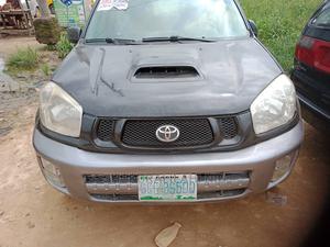 Toyota RAV4 2002 Black | Cars for sale in Lagos State, Ikorodu
