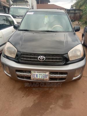 Toyota RAV4 2004 Black | Cars for sale in Edo State, Benin City