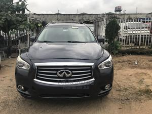 Infiniti JX 2013 Gray | Cars for sale in Lagos State, Magodo