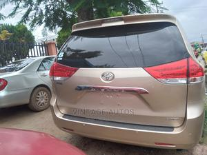 Toyota Sienna 2012 Gold | Cars for sale in Lagos State, Ikeja
