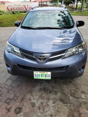 Toyota RAV4 2014 LE 4dr SUV (2.5L 4cyl 6A) Blue | Cars for sale in Lagos State, Abule Egba