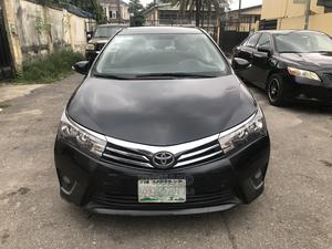 Toyota Corolla 2014 Black | Cars for sale in Lagos State, Surulere