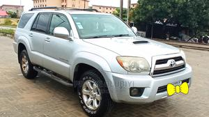 Toyota 4-Runner 2006 Silver | Cars for sale in Lagos State, Badagry