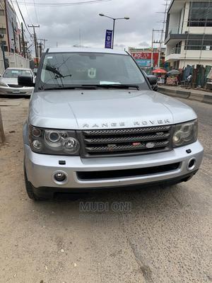 Land Rover Range Rover Sport 2008 4.2 V8 SC Silver | Cars for sale in Lagos State, Ikeja
