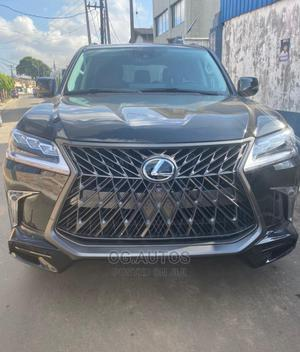 Lexus LX 2017 570 (5 Seats) AWD Black | Cars for sale in Lagos State, Surulere