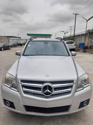 Mercedes-Benz GLK-Class 2011 350 4MATIC Silver | Cars for sale in Lagos State, Gbagada