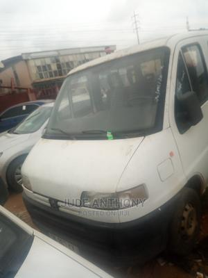 Peugeot Boxer 2001 White | Buses & Microbuses for sale in Lagos State, Alimosho